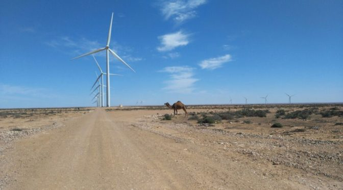 GE Renewable Energy and Nareva to build 200 MW Aftissat onshore wind farm extension in Morocco