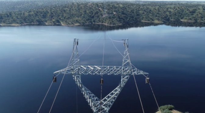 Iberdrola bids to construct and operate a 1,500 km power line in Chile with investment over $2.5 billion