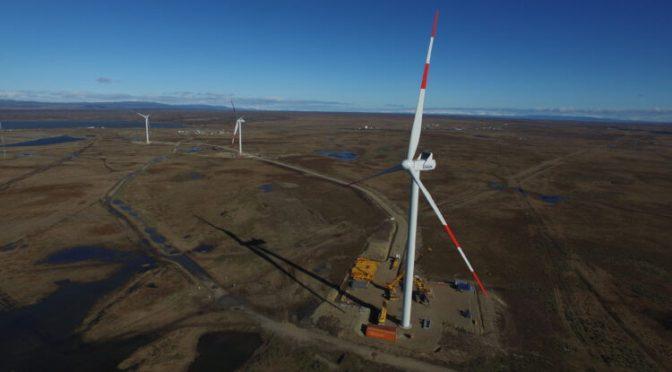 Vientos Patagónicos Wind Farm celebrates one year providing wind energy to Magallanes