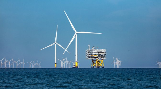 UK launches largest ever wind energy auction