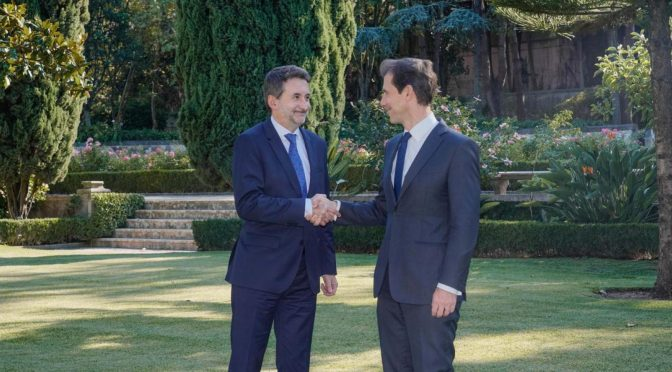 EDP and Repsol enter an agreement to implement renewable hydrogen projects in the Iberian Peninsula