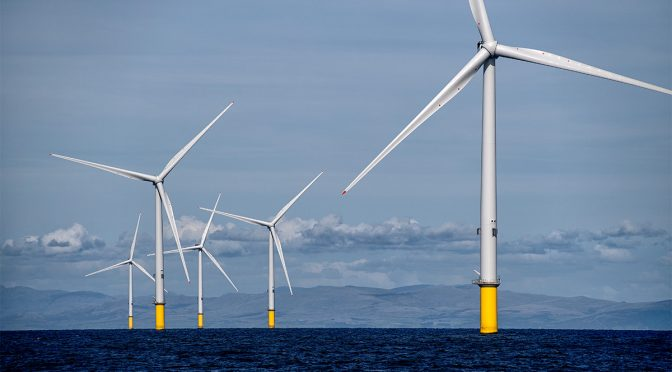 Ministers meet to discuss North Sea offshore wind energy developments
